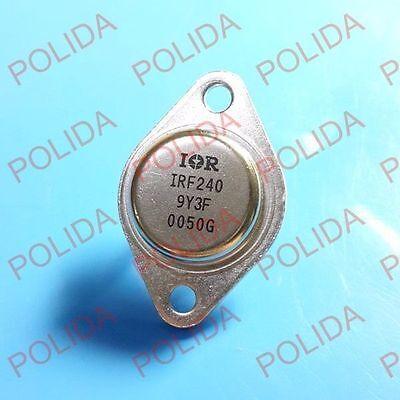 5pcs Mosfet Transistor Irmotorola To-3 Irf240
