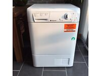 Hotpoint condenser tumble dryer FETC 70 7 kg. SOLD
