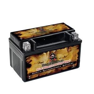 YTX7A-BS Power Sports Battery Replaces 7A-BS CYTX7A-BS GTX-7A-BS