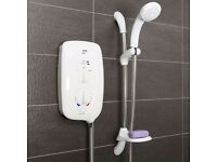 Mira sport electric shower 9kw brand new in box £80