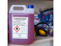 WETTING AGENT FOR SAFE REMOVAL OF ASBESTOS - 4 TUBS (5 LITRES)
