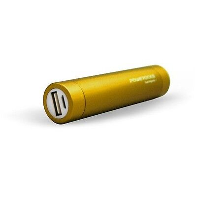 Powerocks Magicstick 2800mAh Gold Universal Extended Battery