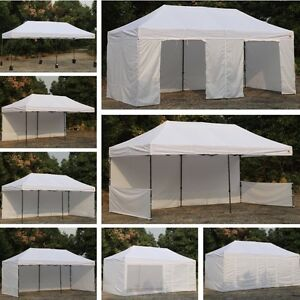 10x20 pop up tent and store fixtures camping gear