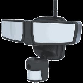 SMART CCTV & LED LIGHT