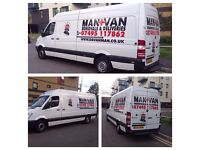 Man and van Removals deliveries and transporter London and Essex
