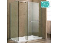 **BRAND NEW** Matrix infinity 900mm Shower Side Panel