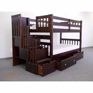 SOLID BUNK BEDS ON SALE!!! BEST END FURNITURE STORE IN LONDON