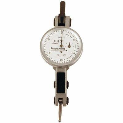 Interapid 312b-2 .060 0-15-0 1 Dial Horizontal Dial Test Indicator