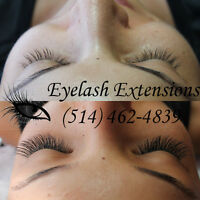 Certified Eyelash Extensions - Extension de cils 514 462-4839
