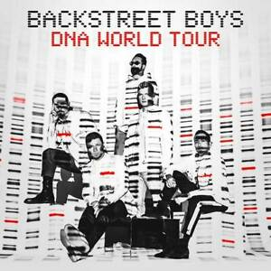 2 Backstreet Boys Tickets - $350 each – Section 101