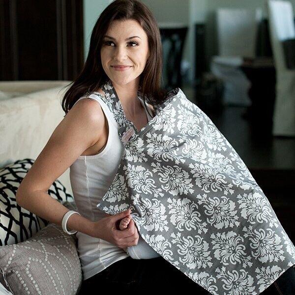 Udder Covers SET Breast Feeding Nursing Cover Nursing Bracelet & Breast Pads NEW