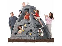 Award winning Step 2 Skyward Summit / Kiddimanjaro Climbing Frame