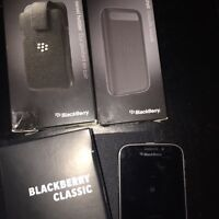 Bell/Virgin Blackberry Classic for sale