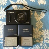 Canon S100, 12.1MP with GPS