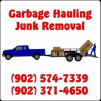 Dump Runs / Truck & Trailer for Hire / Garbage & Junk Removal