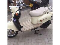 Direct Bikes 65 plate 50cc
