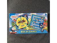 M&S Thomas & Friends Box of Games