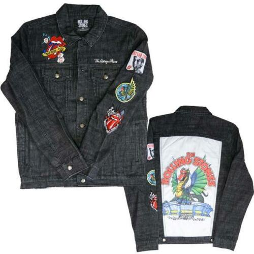 Rolling Stones Denim Jacket