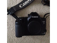 Canon EOS 3 film camera 35mm + Canon 28-105mm lens