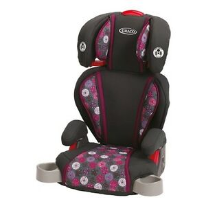Graco super booster car seat