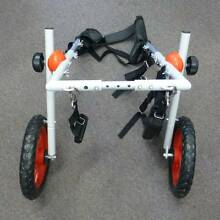 New Adjustable Dog Wheelchairs for Sale Oakleigh Monash Area Preview