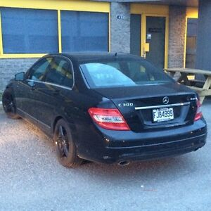 2010 Mercedes C300 4matic