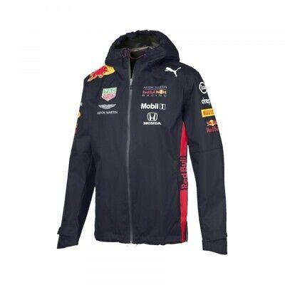 Red Bull Racing 2019 F1 Men's Team Rain Jacket