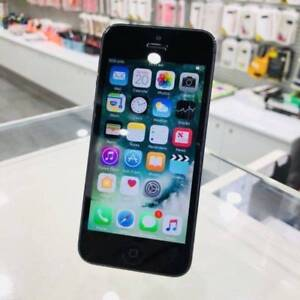 GOOD CONDITION IPHONE 5 16GB SPACE GREY TAX INVOICE UNLOCKED Surfers Paradise Gold Coast City Preview