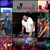DJ Sam available for events