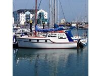 27ft Colvic Northerner approx (1972/73) £11,000 or best offer