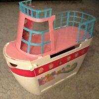 Barbie Boat