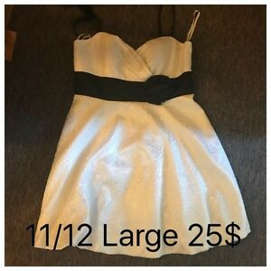Various price dresses and shirt