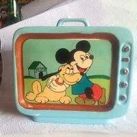 1960's Mickey Mouse Bank