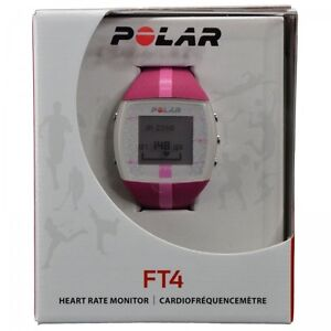 Polar FT4 Heart Rate Monitor Watch Kitchener / Waterloo Kitchener Area image 1