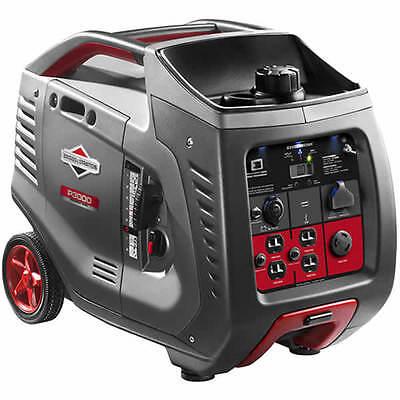 Briggs Stratton P3000 - 2600 Watt Powersmart Seriestrade Inverter Generator