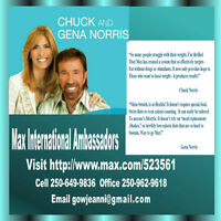 Max It - Monday Night Apr 20th 7PM Whitespot Event for YOU