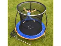 Jump Power Trampoline 8FT Brand
