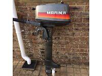 Mariner 4hp longshaft