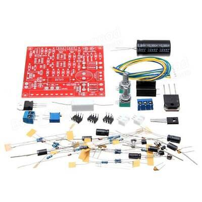 0-30v 2ma - 3a Adjustable Dc Regulated Power Supply Diy Kit