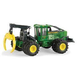 John Deere 1/50 948L Grapple Skidder Logging Toy Diecast LP53360
