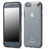 Puregear Slim Shell for iPhone 6, Clear Black