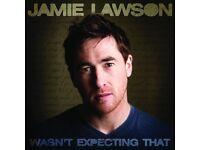2 x Jamie Lawson Tickets, Brighton Dome 21st October £20 each