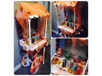 Candy cart for hire /introductory price of £50