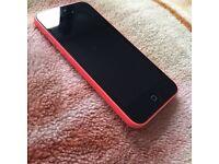iPhone 5c 16gb. -pink