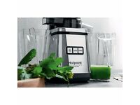 New Hotpoint Ultimate Collection SJ15XLUP0 Juicer Chrome Was: £149.99