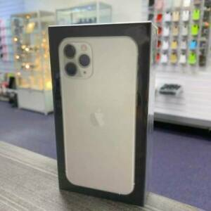 NEW iPhone 11 Pro 256G Silver SEALED IN BOX AU MODEL INVOICE