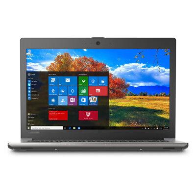 "Toshiba Tecra Z40-C 14"" FHD Touch Intel i5-6300U 8GB 256GB SSD Windows 7 Pro"