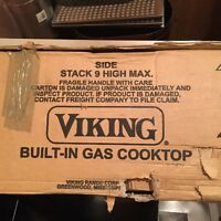 Viking Comercial grade cook top