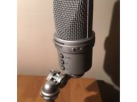 Samson G Track recording microphone