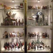 star wars huge collection lot  figures and vehicles clones jedi Nerang Gold Coast West Preview